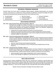 Fitness And Personal Trainer Resume Example Recentresumes Com