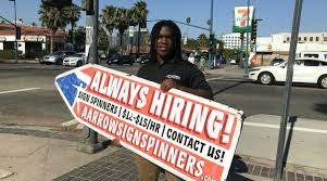 sign twirler mike kenny archives aarrowsignspinners com