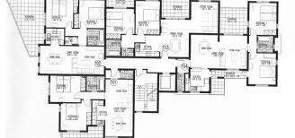 Smart placement villa house plans floor plans ideas