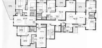 Smart placement villa house plans floor plans ideas