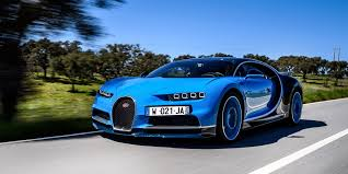 Delivered in luxurious box packaging. 2017 Bugatti Chiron First Drive