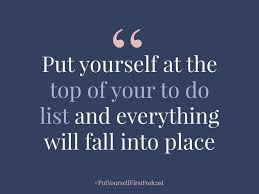 Quotes About Being Happy With Yourself First Best of Why You Should Put Yourself First Kat Horrocks