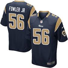 Nfl Jerseys Women's Dante Free Youth Cheap Authentic Jr Rams Shipping Fowler Jersey Wholesale