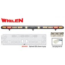 whelen towman's justice tow truck light bar truck n tow com Whelen Justice Light Bar Amber Whelen Justice Wiring Diagram #26