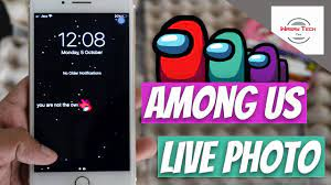 How to Have AMONG US Live Wallpaper on ...
