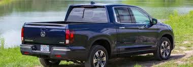 Honda Ridgeline Model Comparison Chart How Much Can You Fit In The Bed Of The 2018 Ridgeline