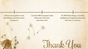 Thank You Note To Employee The History Of Thank You Notes Mtm Recognition Employee