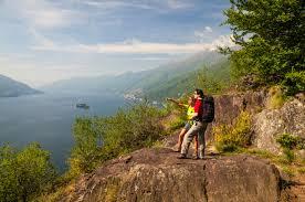 Huur een vakantiewoning voor langere of kortere tijd en ga voor een. Wandelen Lago Maggiore Wandelen Italie En Zwitserland Oppad Nl