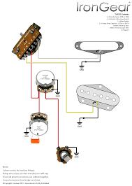 fender n3 telecaster pickups wiring fender image fender telecaster wiring diagram noiseless n3 wiring diagram on fender n3 telecaster pickups wiring