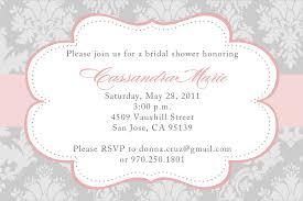 Create Bridal Shower Invitations Vertabox Com