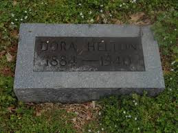 Dora Helton (1884-1940) - Find A Grave Memorial