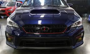 2015 subaru wrx logo. Interesting Logo 20152018 Subaru WrxSti Steering Wheel Overlay Emblem   RawVinylWorks To 2015 Wrx Logo