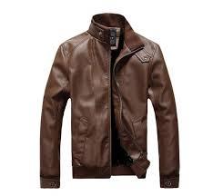 fashion motorcycle pure leather jacket men plus size brown flash good quality big promotion brown 4xl 88kg 100kg