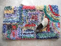 t shirt rag rug tutorial