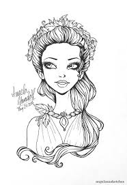 Small Picture 626 best Coloring pages portraits for grown ups images on