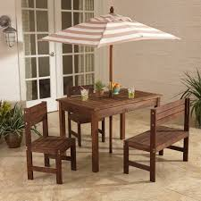 kidkraft outdoor patio set in oatmeal