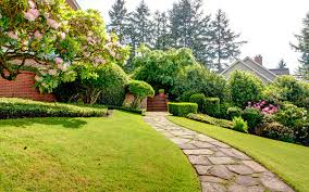 Small Picture 15 Garden Path Ideas With Stepping Stones Garden Lovers Club
