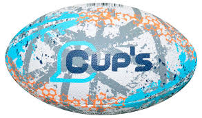 Купить <b>Мяч для регби</b> Cups, размер 5 с доставкой по цене 202.99 ...