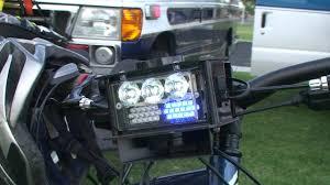 Ems Bicycle Lights Alerte Trailblaizer Ems Bike Lights Youtube