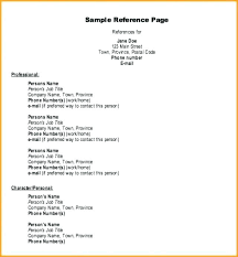 Job Reference Sheet Format Resume Reference Sheet Emelcotest Com