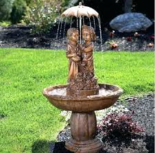 backyard water fountain ideas water fountain design outdoor water fountains landscaping backyard design ideas water feature