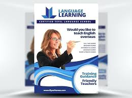 Training Flyer Templates Free Effective Course Brochure Templates Flyer Freepik Template
