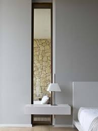 Modern Bedroom Mirrors Layout Ideas At Gubbins House Design By Antonio Zaninovic