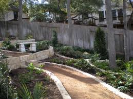 Garden ideas  Xeriscaped Pathway by Bill Rose of Blissful Gardens in  Austin, Texas
