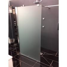 image gallery cotswold volente hinged shower door 1000mm frosted glass