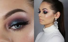 colorful smokey eye secret garden by makeup geek makeup tutorial you