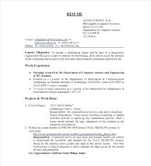 Engineering Internship Resume Sample Unique Resume Samples For Freshers Photos Fresher Resume Sample Best