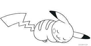 Fascinating Pokemon Pikachu Coloring Pages Coloring Pages Free