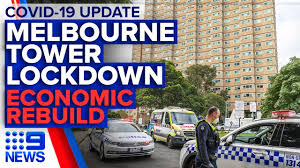 Influencer fined after fendi viewing party. Coronavirus Latest On Melbourne Towers Hard Lockdown 9 News Australia Youtube