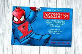 Spiderman Birthday Invitation Templates Free Gallery Invitation Template Free Spiderman Templates 2
