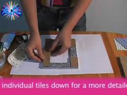 Decorative Tile Frames Make a Mosaic Picture Frame Home Decoration Project Art and 60
