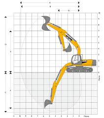 22 Tonne Js220 Tracked Excavator At Headland Plant