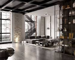 Endearing Loft Interior Design Ideas Best Ideas About Loft Interior Design  On Pinterest Loft