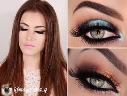 insram makeup vs natural makeup stephanie lange you