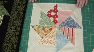 Stack and Whack Quilt using Turnovers! - YouTube &  Adamdwight.com