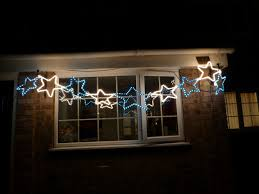 christmas rope lighting. Rope Light 3M Stars Chasing Blue White - Indoor Or Outdoor Christmas Ropelight Lighting Y