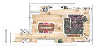 Woonkamer Inrichten Plattegrond Kleurgebruik En Lichtplan