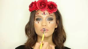 easy sugar skull makeup tutorial windsor
