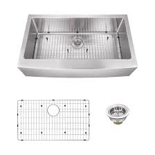 Farmhouse Apron Kitchen Sinks Soleil 32875 X 2075 Single Bowl Farmhouse Apron Kitchen Sink