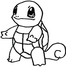 Pokemon Squirtle Coloring Pages Through The Thousand Photographs