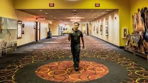 amc theatres employee leo gomez on his way