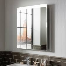 Bauhaus Revive 3 0 Bluetooth LED Illuminated Bathroom Mirror