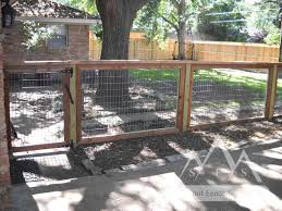 wire fence styles. 2×4 Wire Ranch Fence Styles N