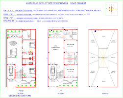 30 40 house plans india unique modern west facing house plan as per vastu in