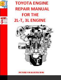 TOYOTA 2L-T, 3L ENGINE REPAIR MANUAL SUPPLEMENT 1990 - Download Man...