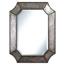 distressed wall mirror uttermost mirror marvellous distressed wall mirror or rectangle decorative blue uttermost mirrors wood